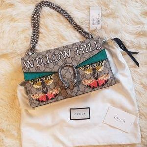 Authentic Gucci Dionysus shoulder bag
